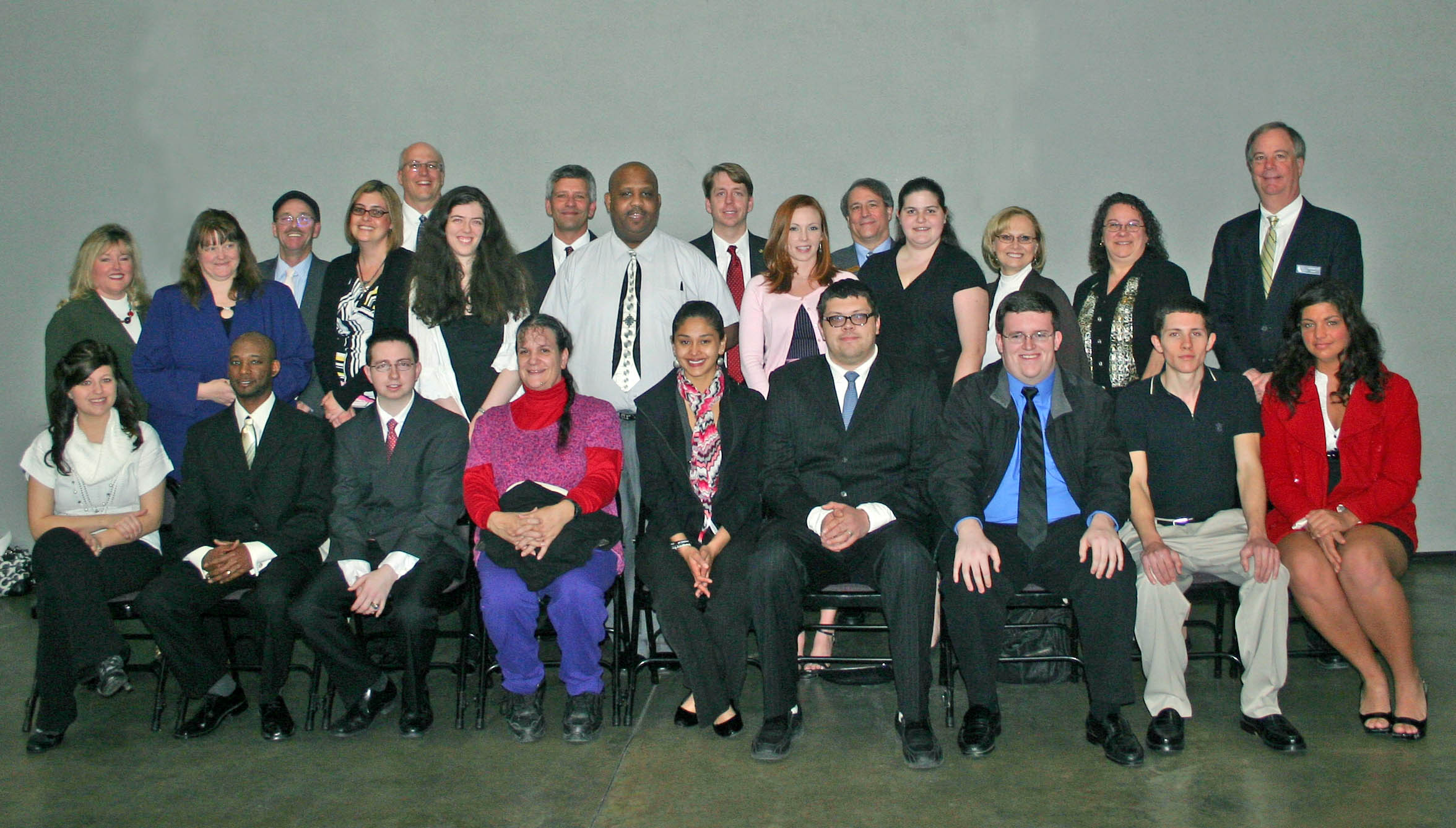 CCCC Phi Theta Kappa inducts 41