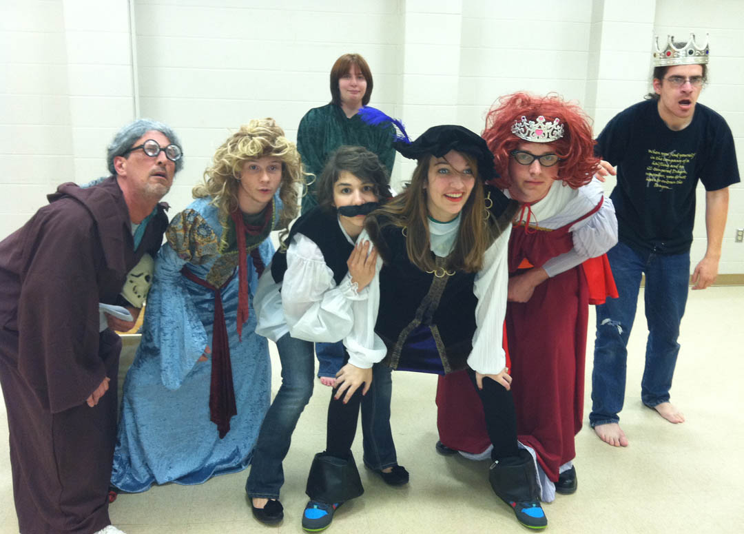 CCCC-Chatham serves up 3x3 Comedy Dinner Theatre