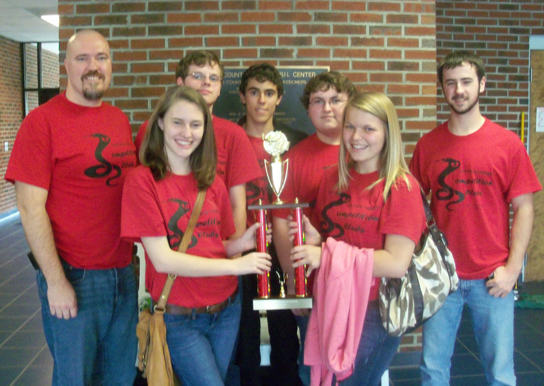 Lee Early College takes second in Regional Quiz Bowl