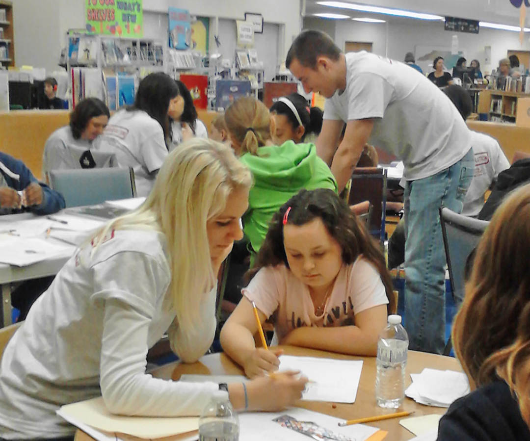 Harnett community works together on EOG Math Camp