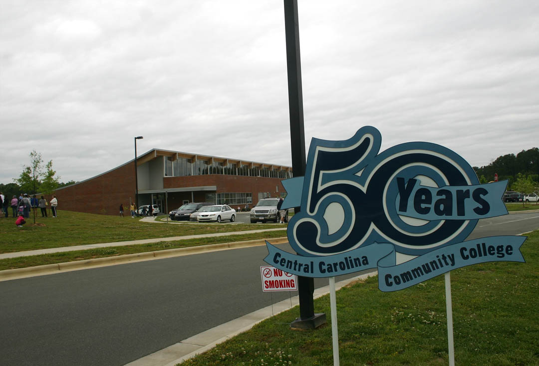 CCCC celebrates 50th at Chatham Campus