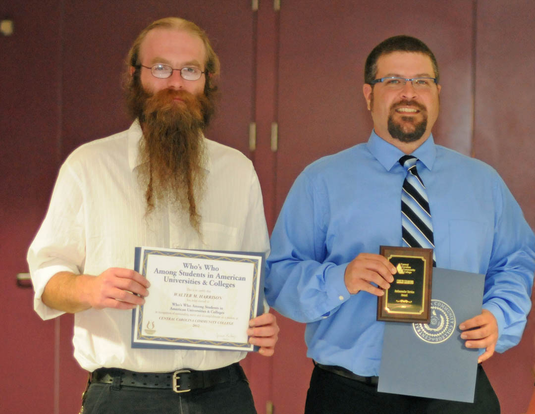 CCCC honors excellence at awards program
