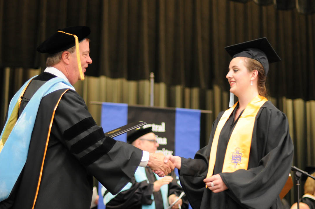 CCCC celebrates 50th Anniversary spring graduation