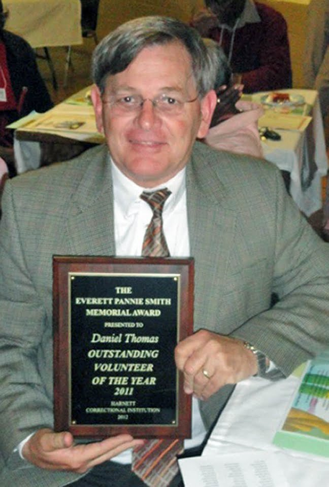 CCCC's Thomas honored by HCI's Community Resource Council