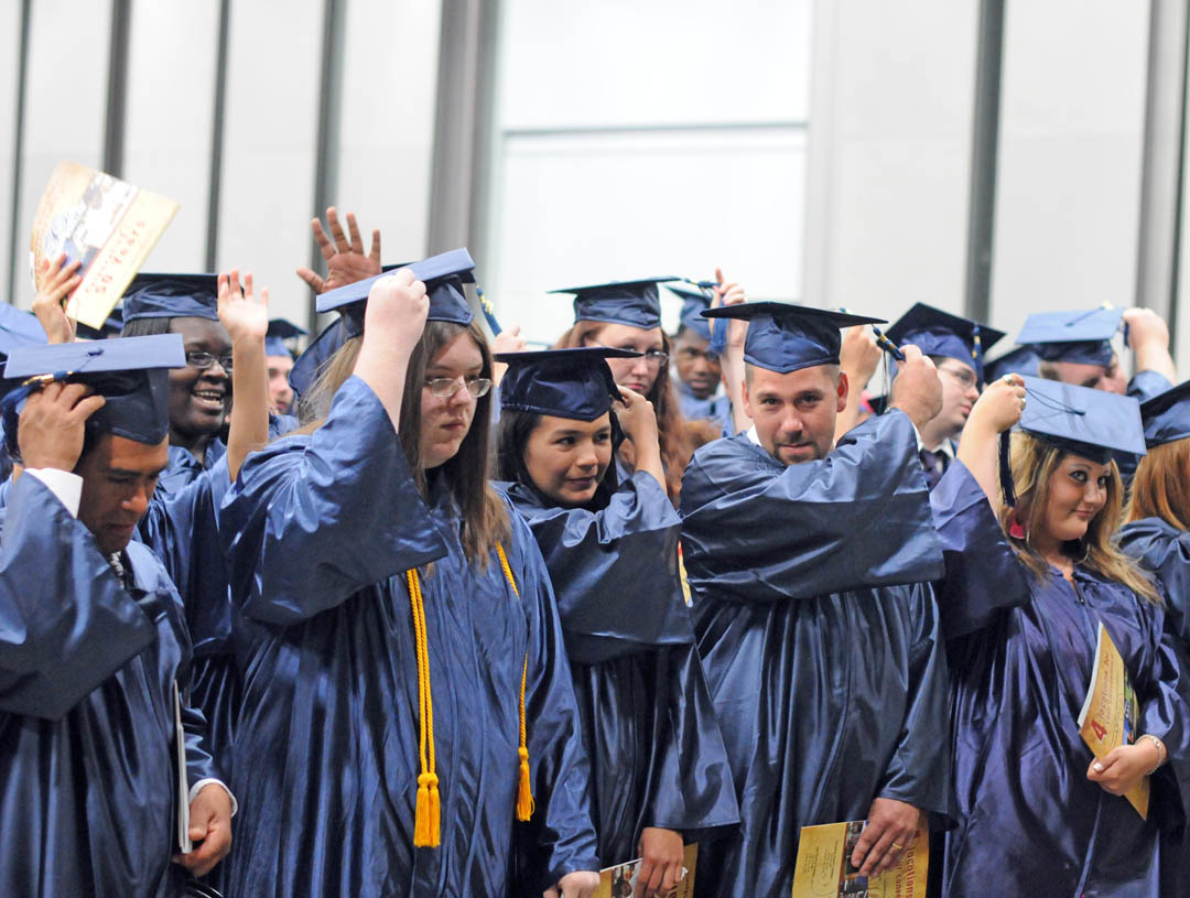 Read the full story, CCCC adult high school-GED graduates celebrate reaching goal