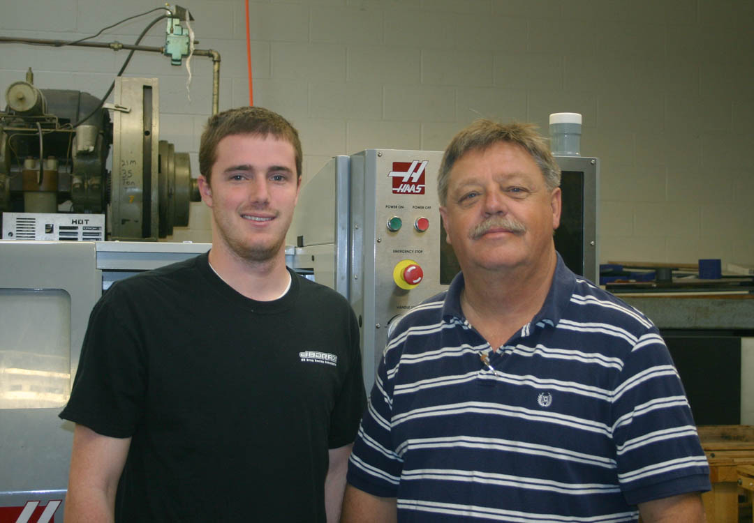 CCCC Machining student places ninth at SkillsUSA national competition