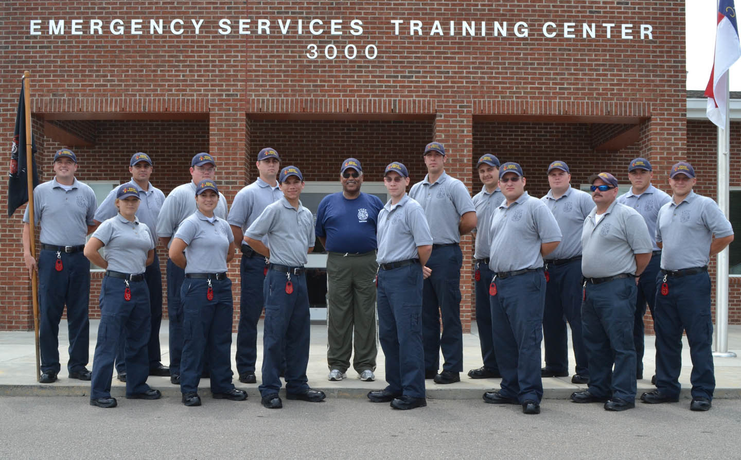 Read the full story, Fire Academy graduates 15