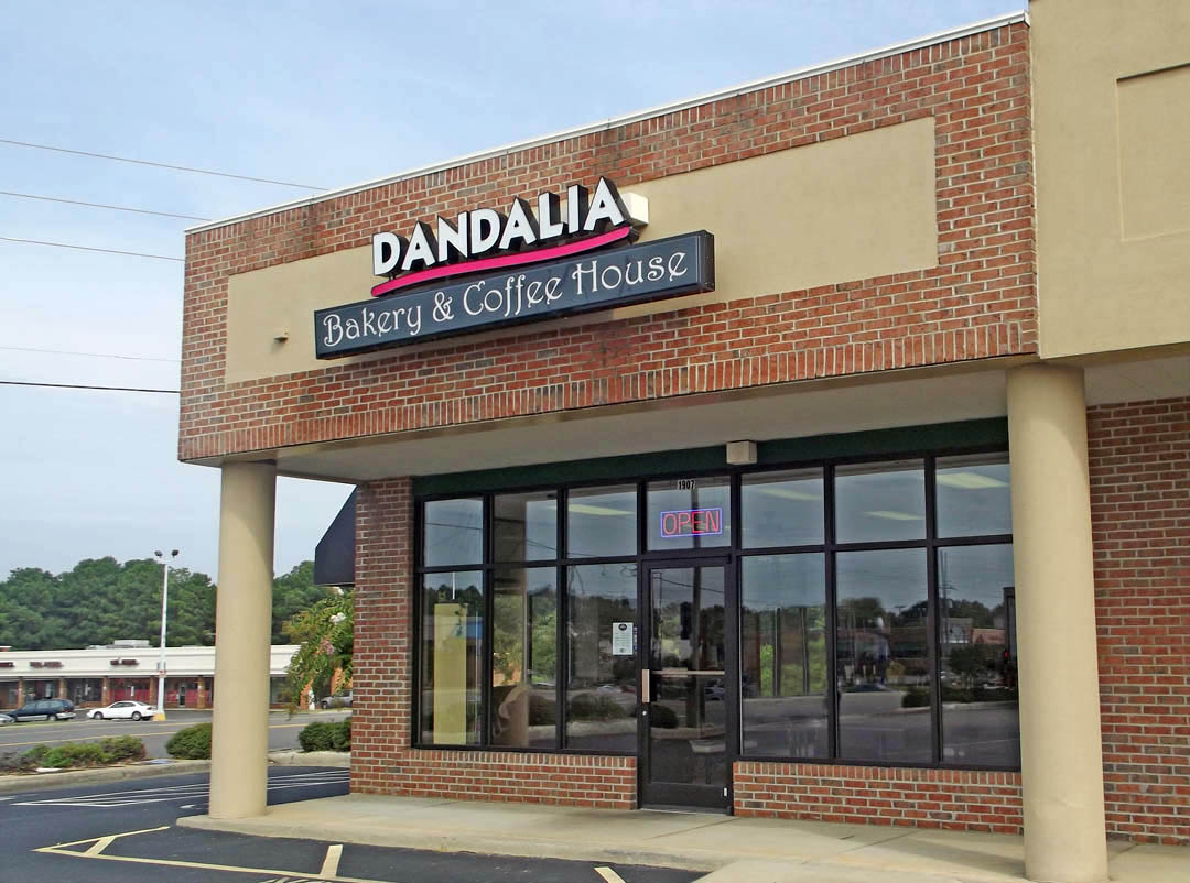 Dandalia - the sweet taste of success