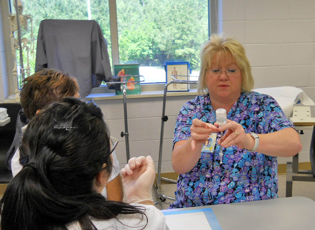 CCCC Medical Assisting grads in demand