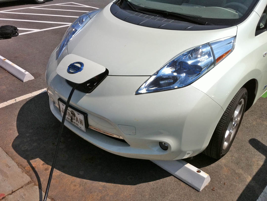 CCCC hosts Alternative Fuel Vehicle Day