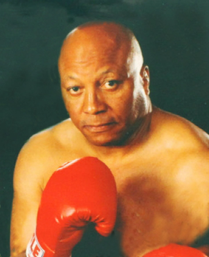 "Click to enlarge,  James ""Bonecrusher"" Smith, former World Boxing Association Heavyweight Champion of the World, will speak about challenges he has overcome and how he became successful in college and career from 2 p.m.-3 p.m. Thursday, Oct. 18, at Central Carolina Community College's Lee County Campus. Admission is free and the public is encouraged to attend. The program takes place in Room 9105 of the college's Science Building, located across Kelly Drive from the Dennis A. Wicker Civic Center. His appearance is sponsored by the college's MADE: Men of Academic Distinction and Excellence program. For more information, contact Solomon McAuley, MADE coach, at  smcau534@cccc.edu ."