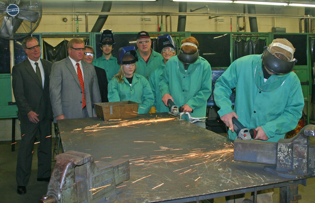 Apprenticeship program sparks interest