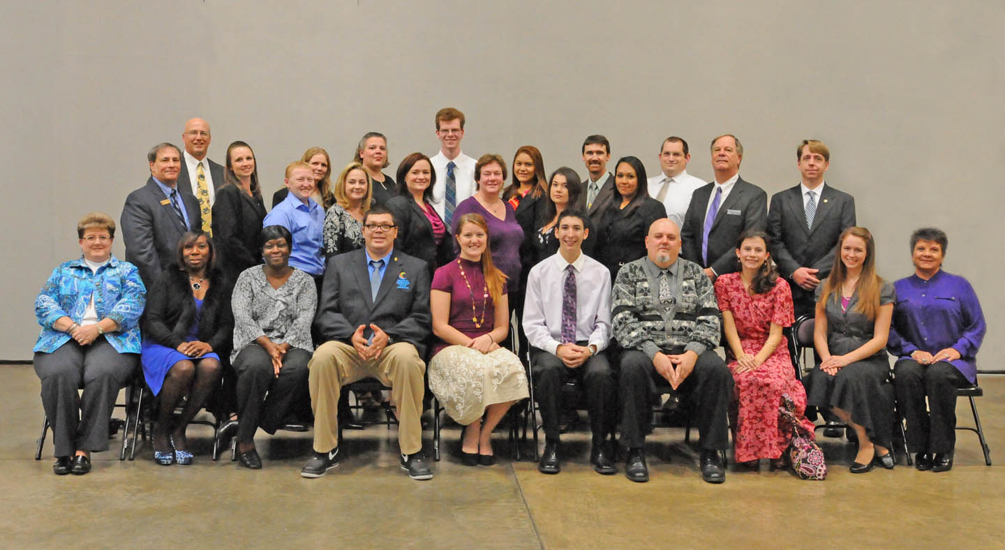 Click to enlarge CCCC Phi Theta Kappa inducts 29