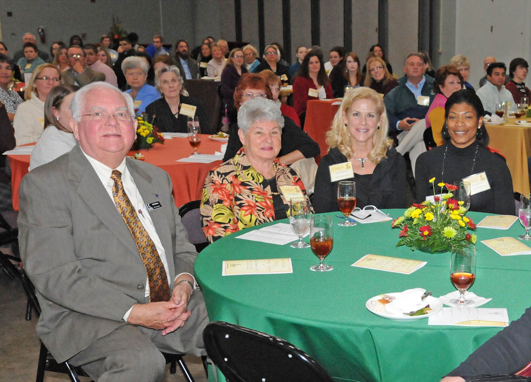 CCCC Foundation scholarship donors, recipients meet