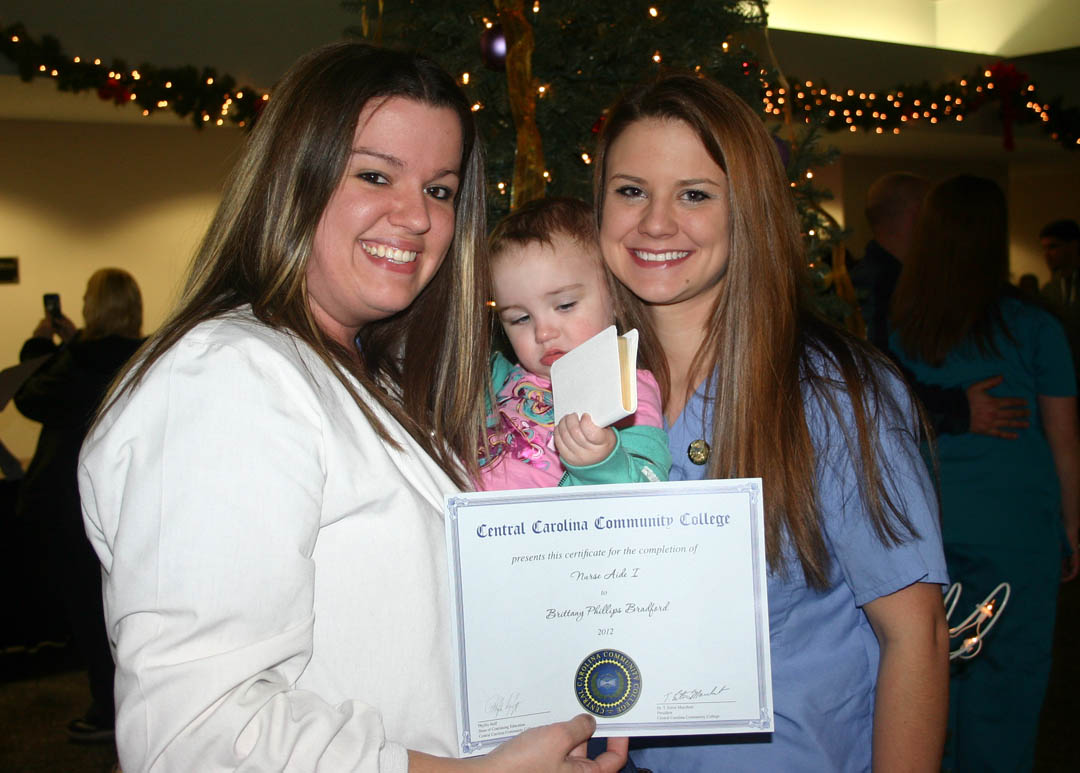 CCCC holds largest Con Ed Medical Programs graduation