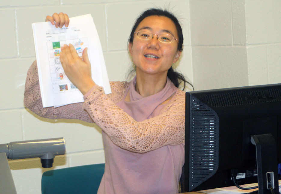 CCCC first to offer online Chinese language course