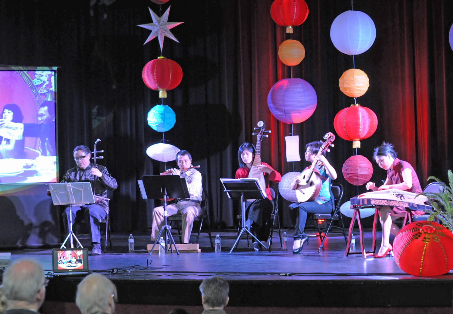 Read the full story, CCCC, Chinese ensemble celebrate Lantern Festival
