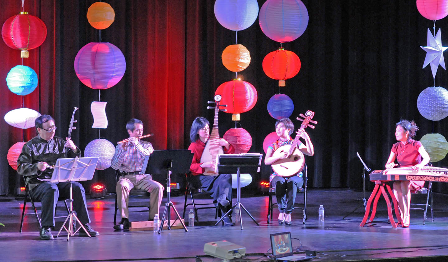 CCCC, Chinese ensemble celebrate Lantern Festival