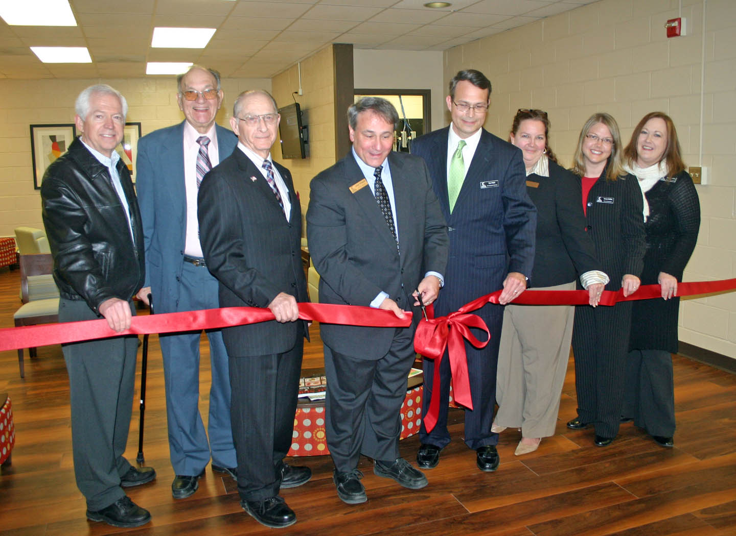 Read the full story, CCCC opens 'front door' to Lee Campus