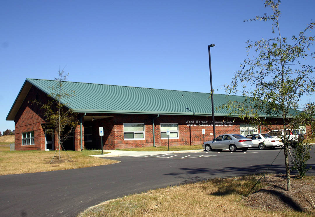 Click to enlarge CCCC's West Harnett Center serves rural area