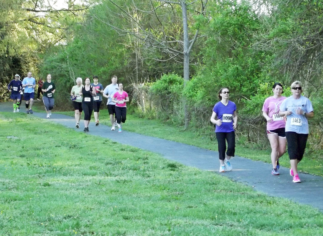 CCCC Pittsboro hosts 5-K Run and Earth Day activities
