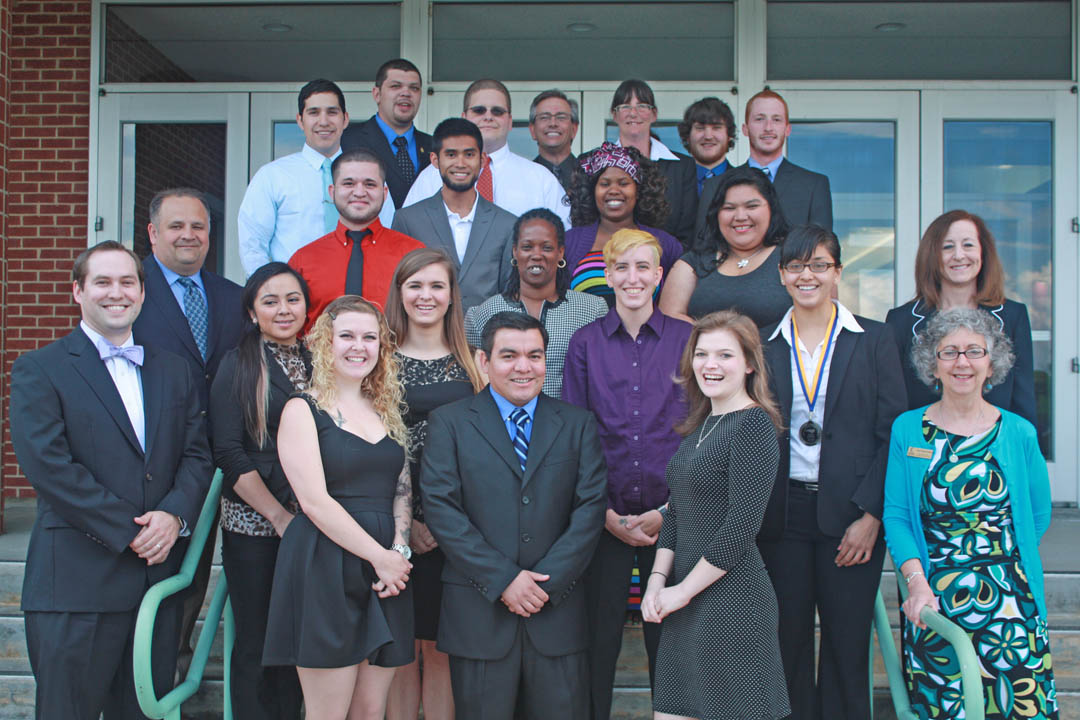 CCCC's Phi Beta Lambda wins big at state