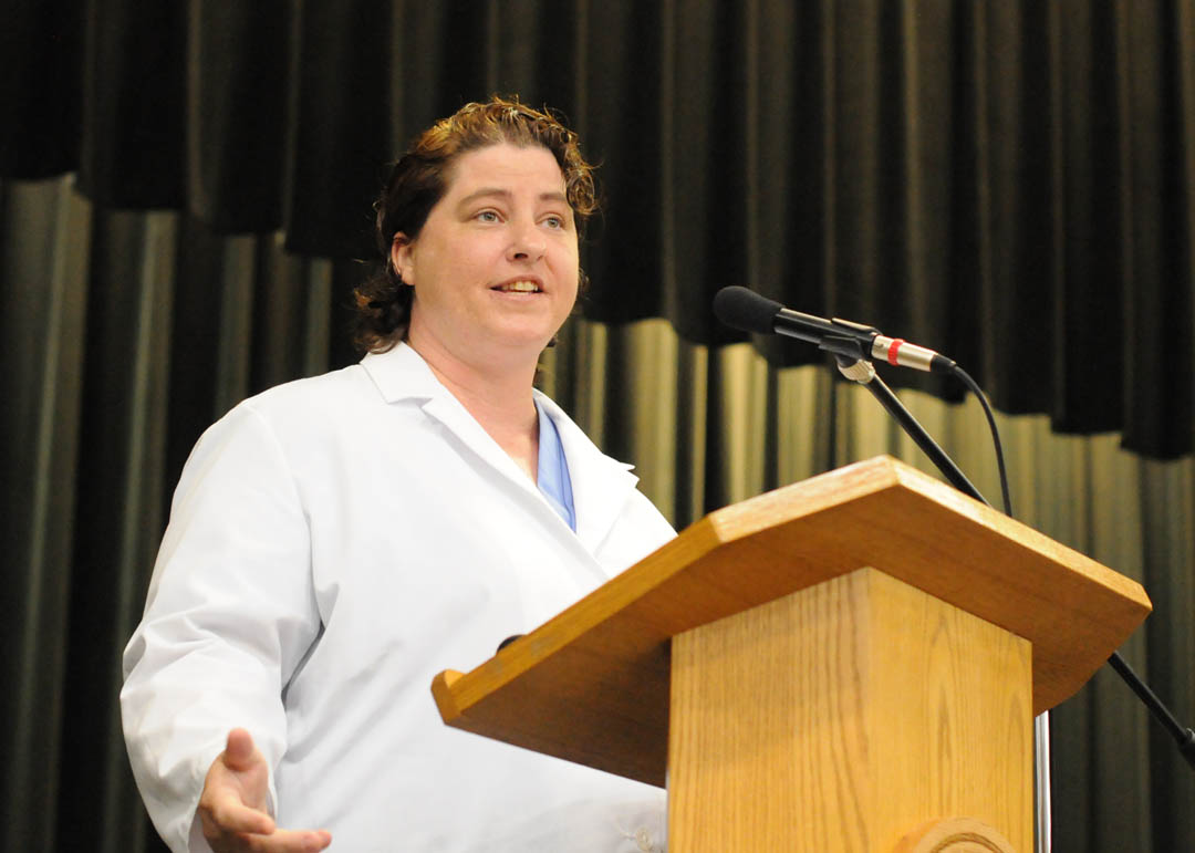 Evening signals new beginnings for CCCC Medical Programs graduates