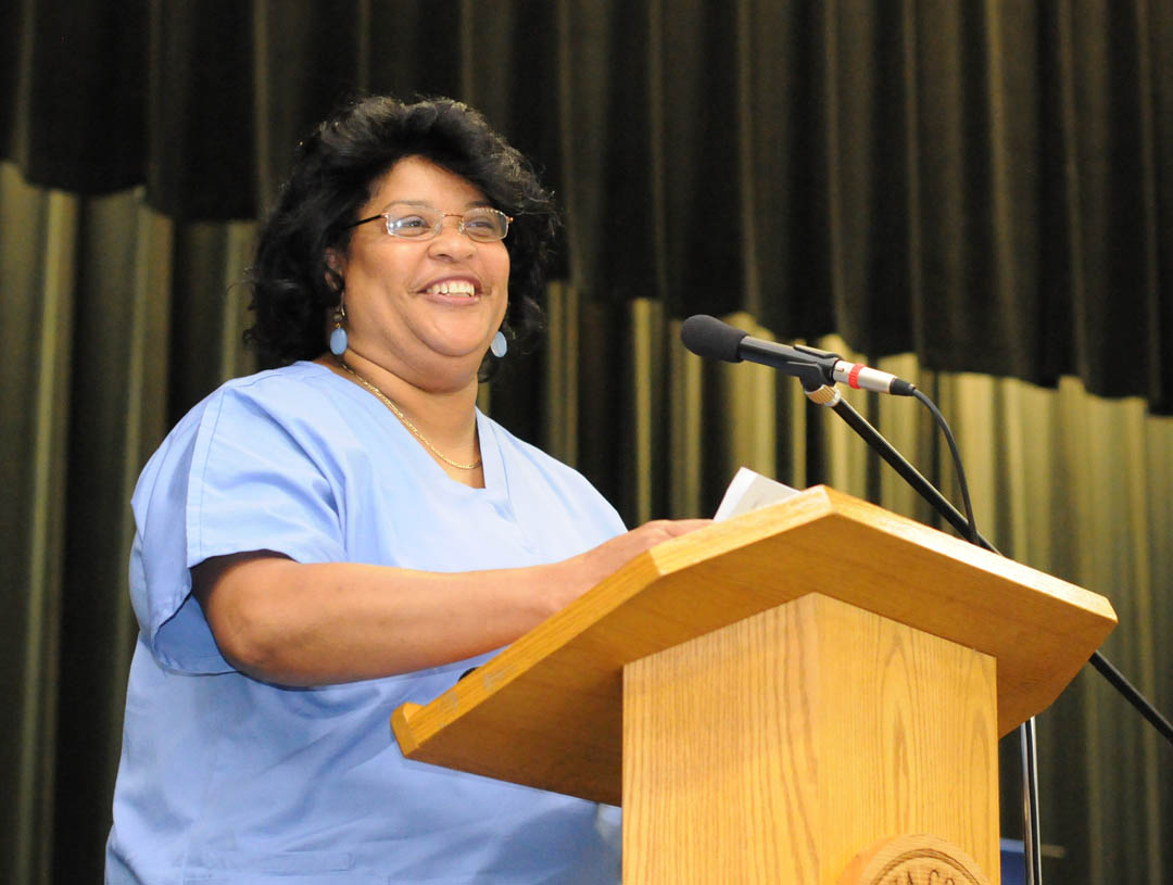 Click to enlarge Evening signals new beginnings for CCCC Medical Programs graduates