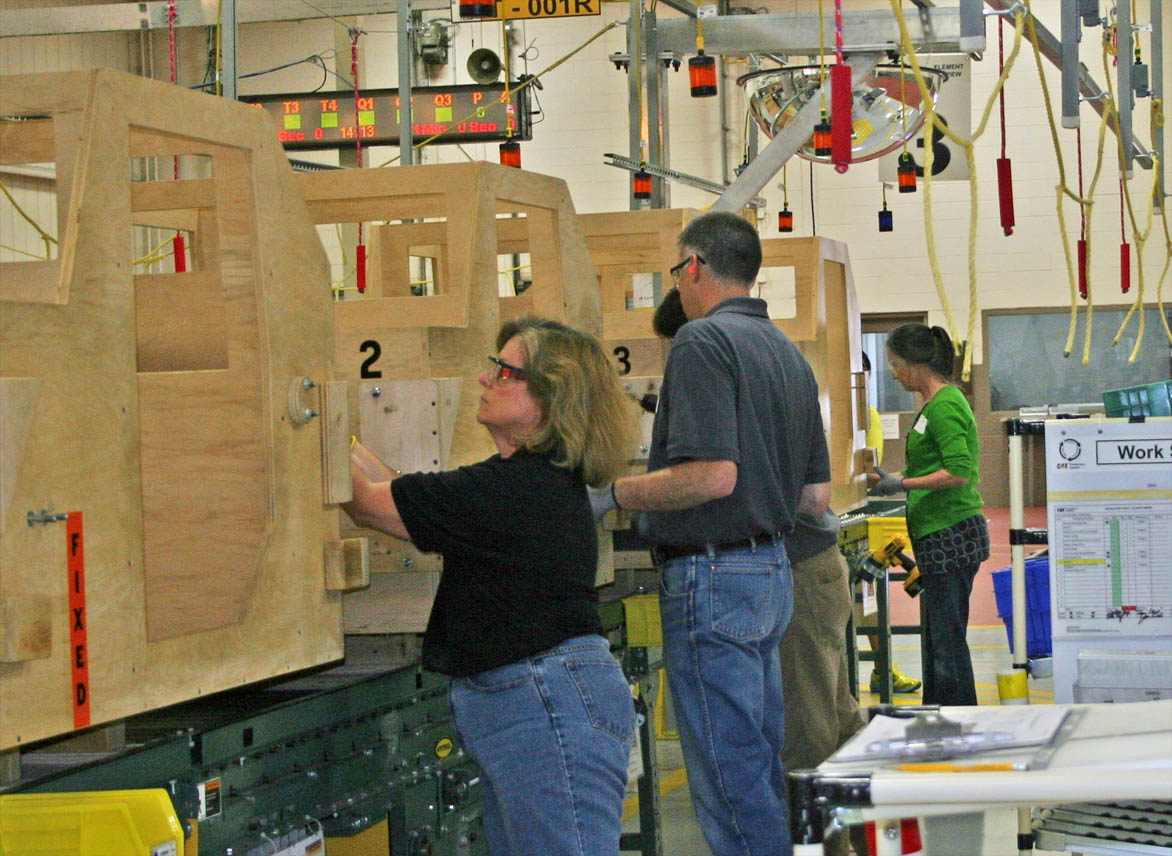 Click to enlarge Innovation Center boosts workforce training