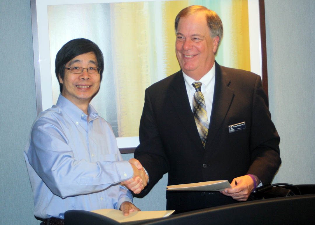 Click to enlarge CCCC partners with Carolina China Council