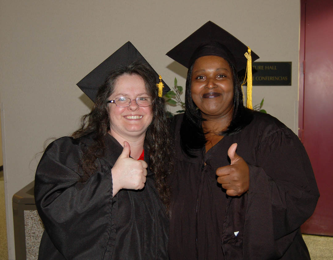 CCCC summer grads celebrate their achievement