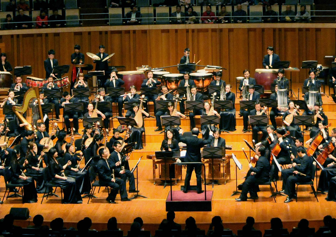 CCCC Confucius Classroom to host China National Orchestra Exhibition