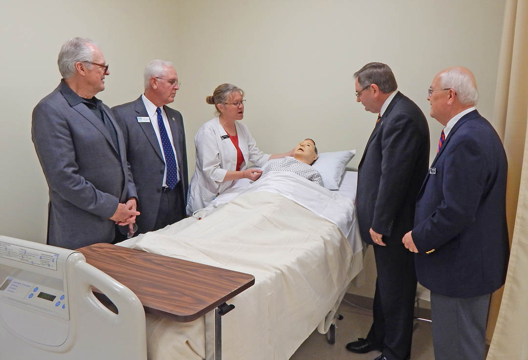 CCCC Harnett Health Sciences Center hosts open house