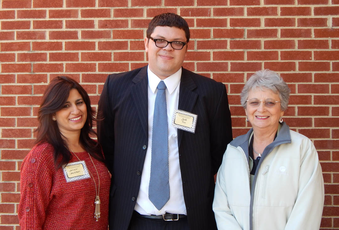 CCCC Foundation unites scholarship donors, recipients