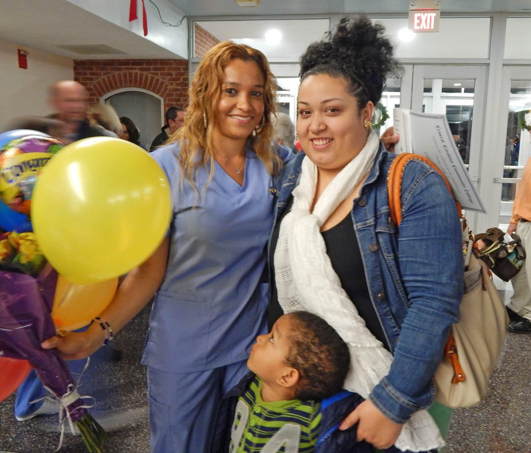 Hundreds earn CCCC Con Ed medical programs certificates