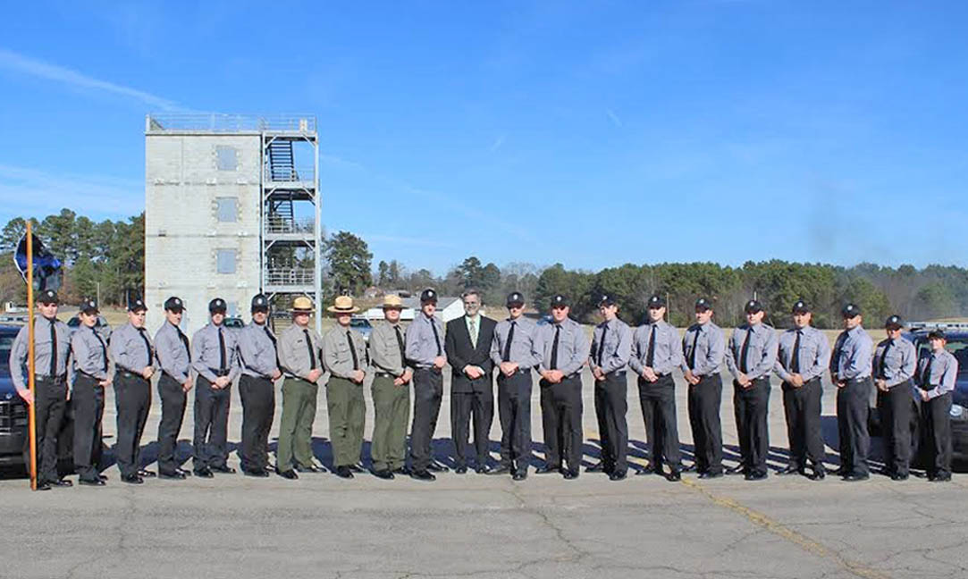 CCCC Basic Law Enforcement graduates 20