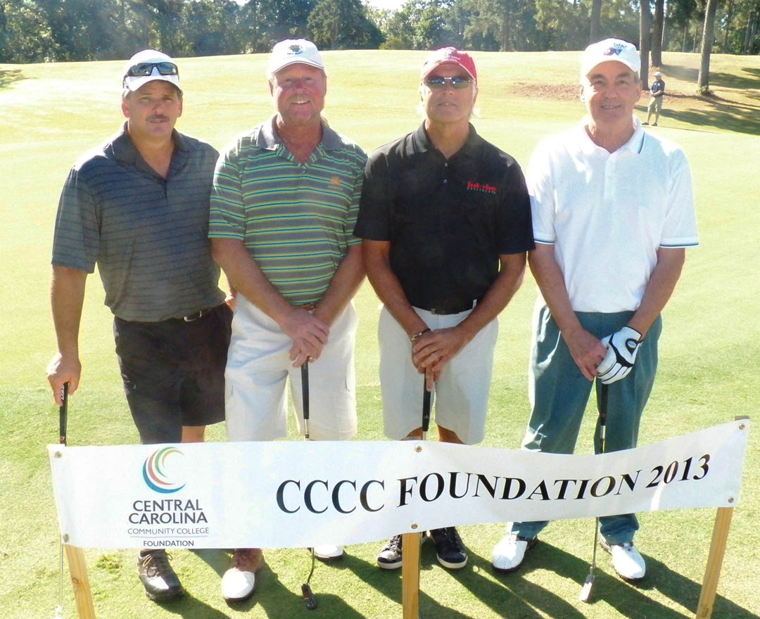 Read the full story, CCCC Foundation sets first Chatham Golf Classic