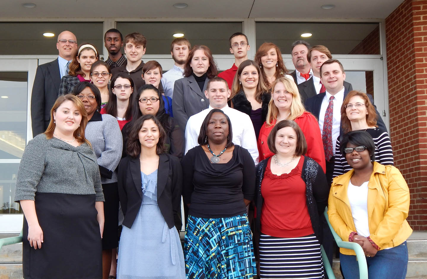Read the full story, CCCC students inducted into Phi Theta Kappa
