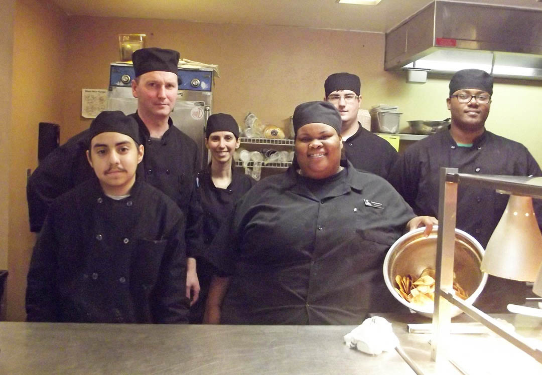 Read the full story, Cougar Cafe is tasty extension of CCCC culinary arts program
