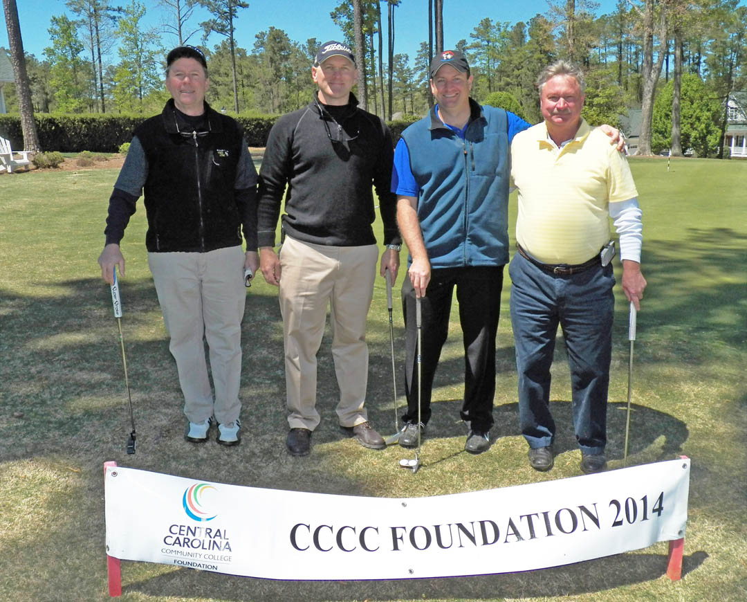Click to enlarge First CCCC Foundation Chatham Golf Classic a hit