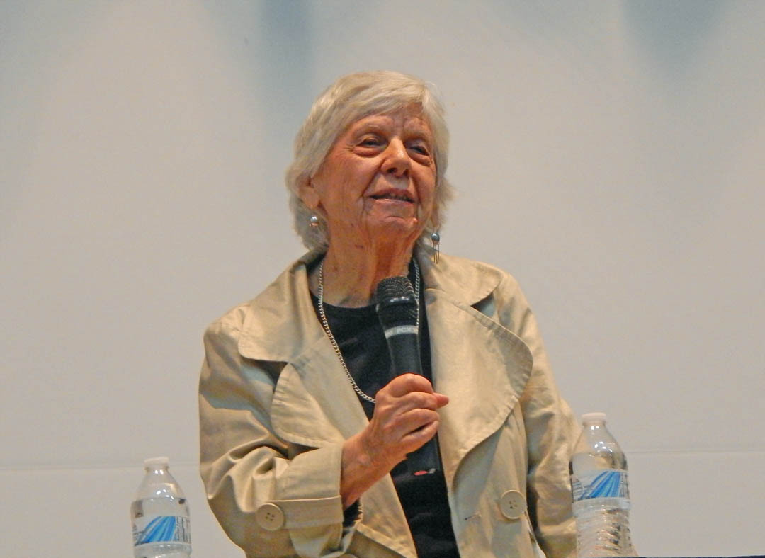 Click to enlarge Holocaust survivor shares memories at CCCC