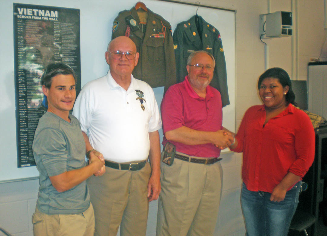 Vets take CCCC students inside Vietnam War experience