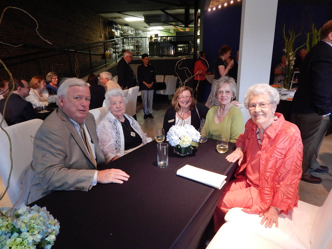 CCCC honors foundation donors, florist Eddie Baker