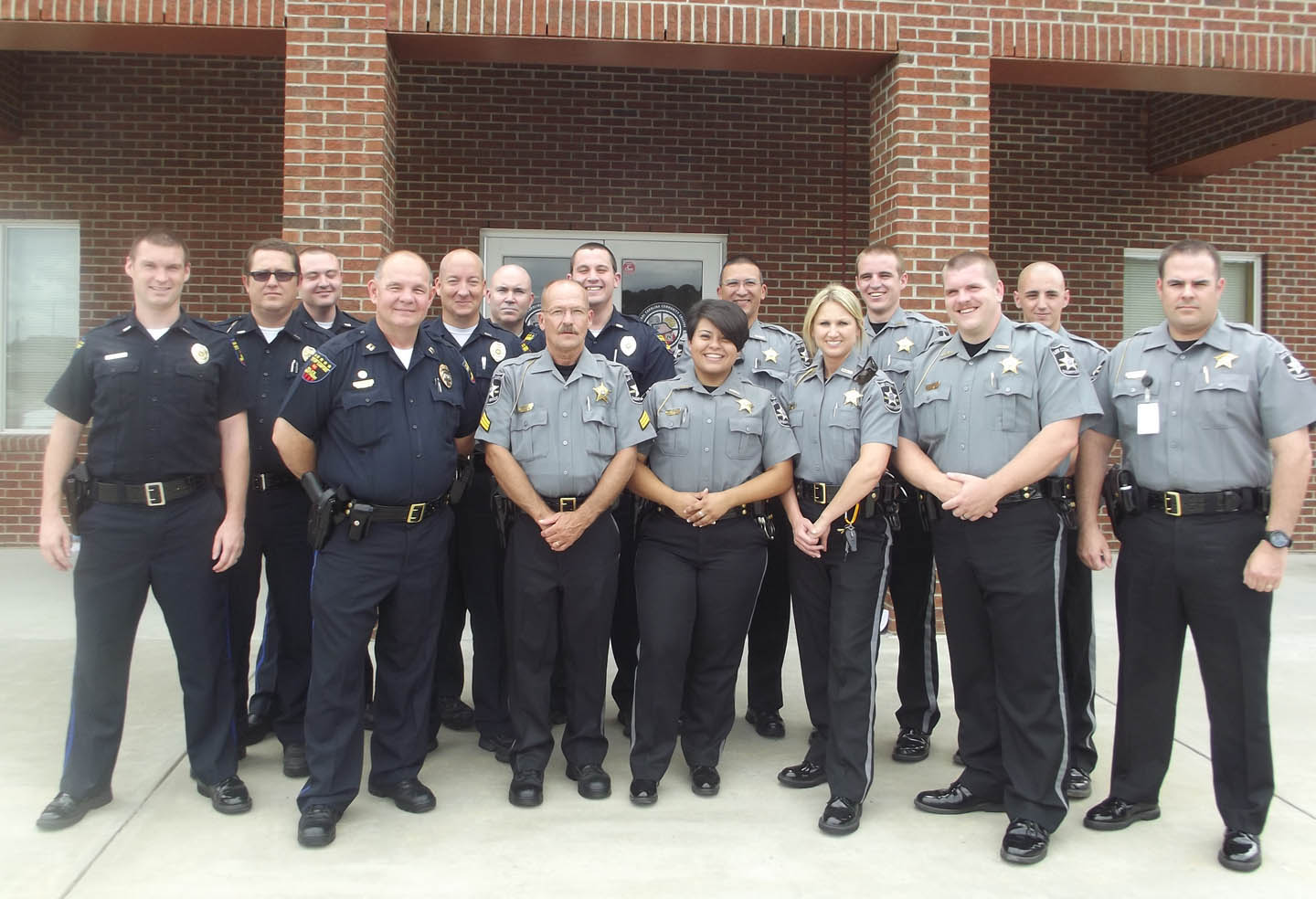 Read the full story, Law officers graduate Crisis Intervention Training