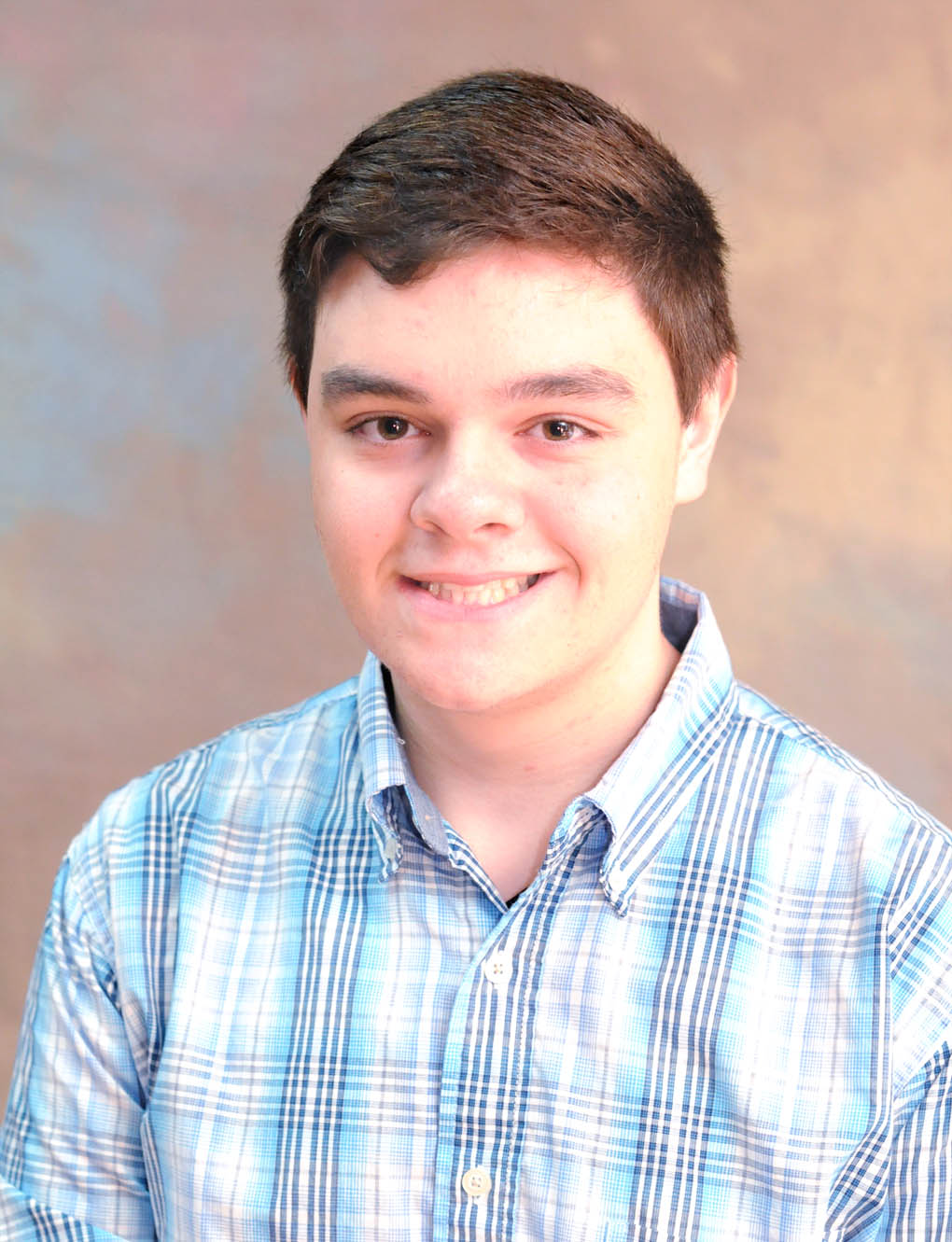 Click to enlarge,  Austin Dowdy, of Sanford, has been chosen as Central Carolina Community College's nominee for the Gov. Robert W. Scott Student Leadership Award.