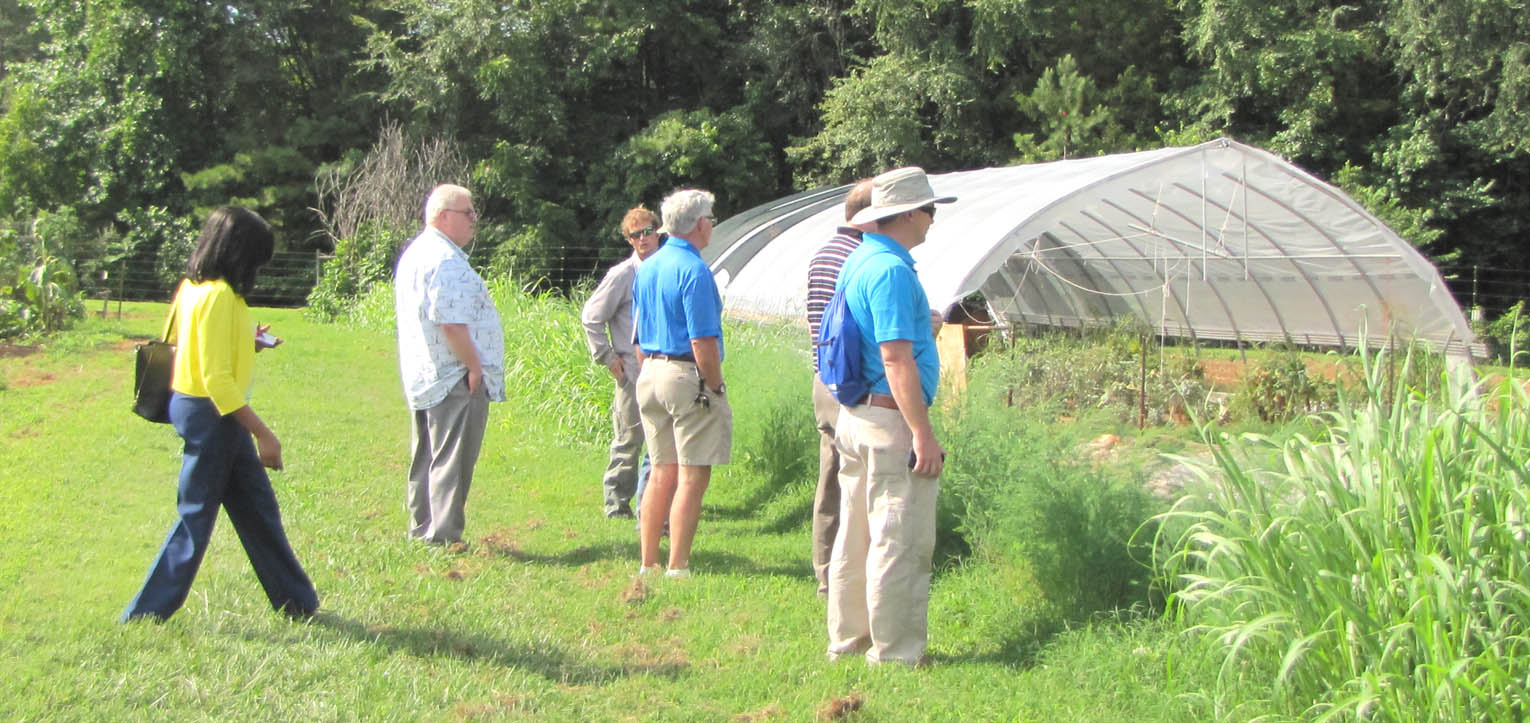 Read the full story, CCCC hosts Sustainable Culinary Arts & Farm Tour event