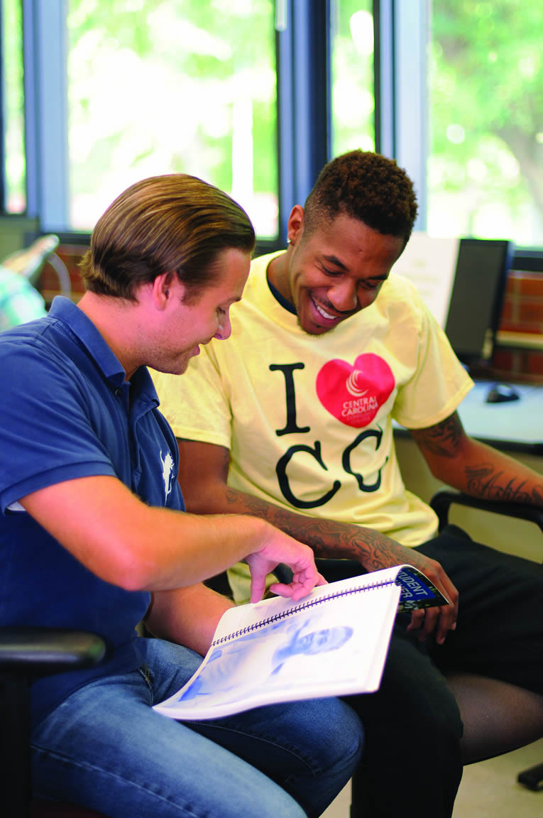 Click to enlarge,  Central Carolina Community College will be able to assist even more students thanks to the receipt of two TRiO Student Support Services (SSS) grants totaling nearly $2.2 million over the next five years from the U.S. Department of Education Office of Postsecondary Education.