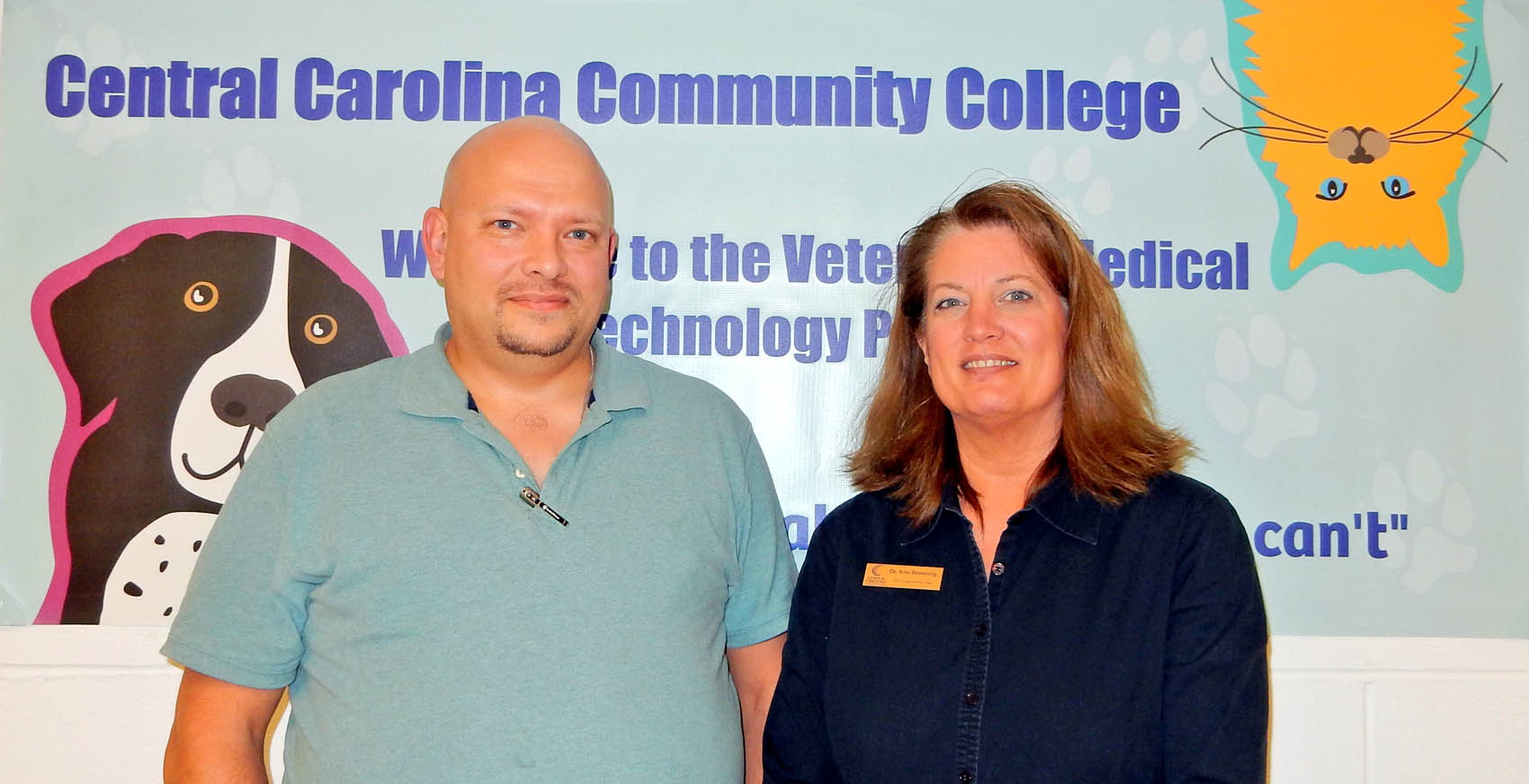 Read the full story, CCCC VMT program celebrates 50th year of service
