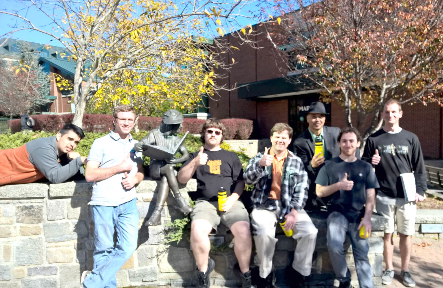 Read the full story, CCCC math students visit Appalachian State