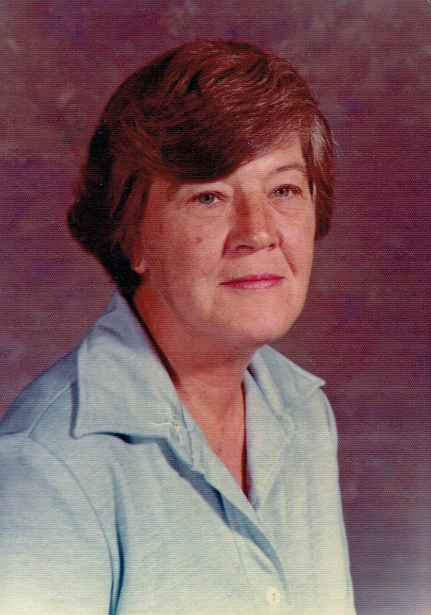 Click to enlarge,  Margaret King Blalock, at the age of 55, enrolled in the LPN program at CCCC. The Vannie Allred Rouse and Margaret King Blalock Friendship Scholarship Endowment will provide financial assistance to qualifying students attending Central Carolina Community College.